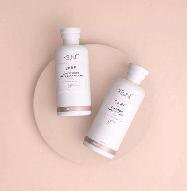 Hair Axent milieuvriendelijke producten van Keune You