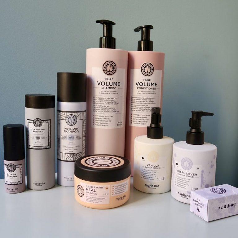 Kapsalon Galmaarden Duurzame Producten Maria Nila
